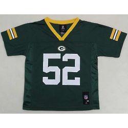Boy's Clay Matthews #52 Packers Jersey