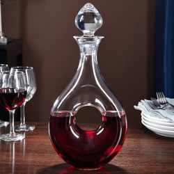 Mount Nyssa Wine Decanter