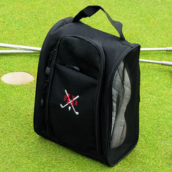 Custom Embroidered Golf Shoe Bag