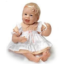 Little Light of Mine Poseable Baby Doll