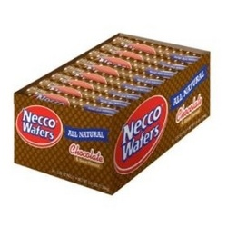 Necco Candy Wafer Package