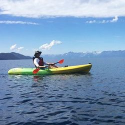 Lake Tahoe Kayaking Tour for 1 with Brunch