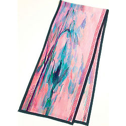 Enchanted Forest Silk Scarf