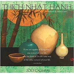 Thich Nhat Hanh 2013 Wall Calendar