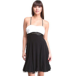 Women's Fully Lined Party Dress
