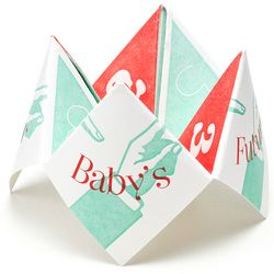 Baby's Future Fortune Teller Game