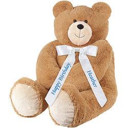 Big Hunka Love Happy Birthday Teddy Bear
