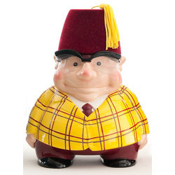 Shriner Cookie Jar
