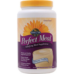 Perfect Meal Vitamin Supplement Vanilla Shake Mix