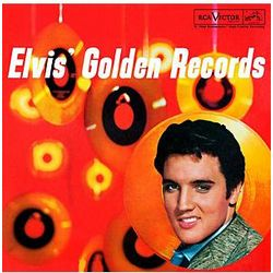 Elvis' Golden Records Vinyl Record