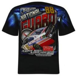 Dale Earnhardt Jr. #88 Total Print T-Shirt