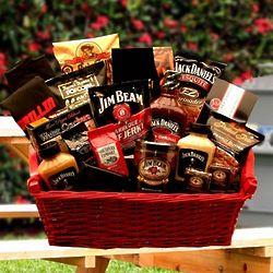 Jim and Jack Grilling Gift Basket
