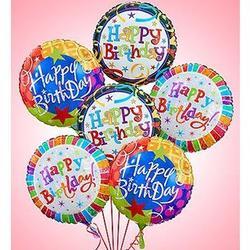 Birthday Mylar Balloons