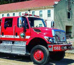 San Francisco Fire Engine Tour for 1