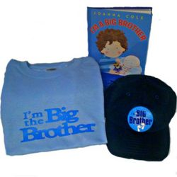 Big Brother T-Shirt Gift Set