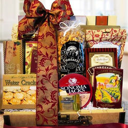 On the Go Gourmet Gift Basket