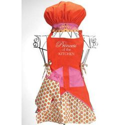 Lil Princess Apron Set