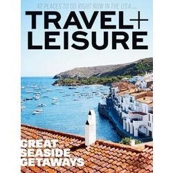 Travel + Leisure Magazine Subscription