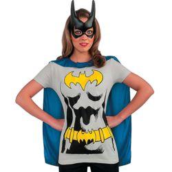 Women's Batgirl Shirt Costume