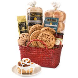 Savor Sunrise Gift Basket