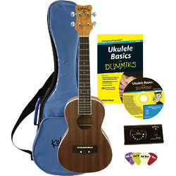 Ukulele for Dummies Kit