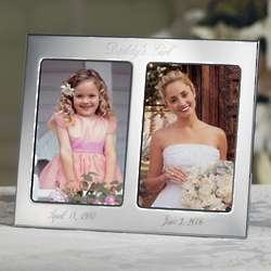 Daddy's Girl Frame for Wedding
