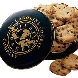 3 Dozen Sugar Free Cookies in Logo Gift Tin