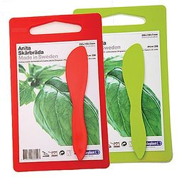 Child's Red Cutting Board
