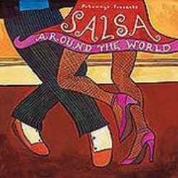 Salsa Around the World Music CD