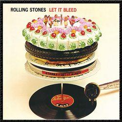 "Rolling Stones ""Let It Bleed"" Vinyl Record"