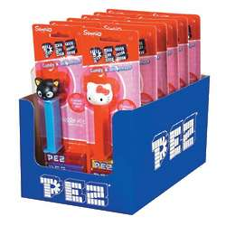 Hello Kitty PEZ Dispensers