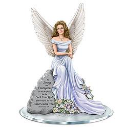 Angel of Courage Inspirational Figurine