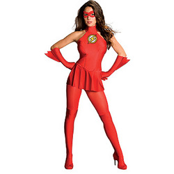 Sexy The Flash Costume