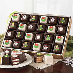 Holiday Petits Fours Gift of 15