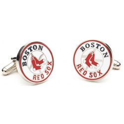 Boston Red Sox Cufflinks