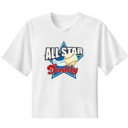 Personalized All Star Sports T-shirt