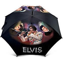 Elvis Presley Rock'n in the Rain Umbrella