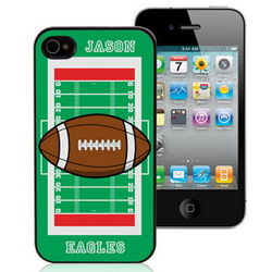 Personalized Football Case for iPhone