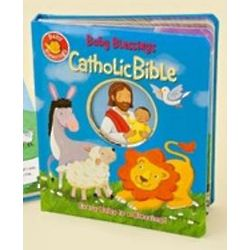 Baby Blessings Catholic Bible