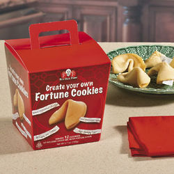 Create Your Own Fortune Cookies