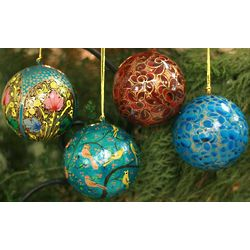 Cheerfulness Ornaments