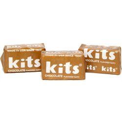 Kits Chocolate Taffy Suckers