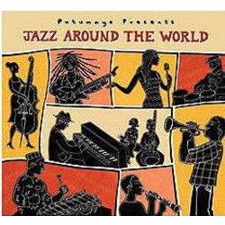 Jazz Around the World Music CD