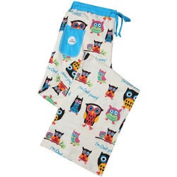 Owl Yours Yoga-Style Lounge Pants