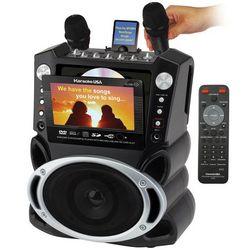 Home Karaoke Machine with Color Display