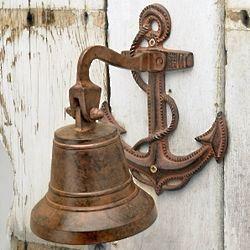 Bering Sea Nautical Ship Bell
