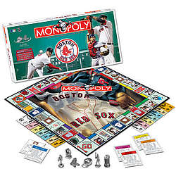 Boston Red Sox Collector's Edition Monopoly® Game