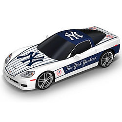 New York Yankees 2009 Chevrolet Corvette Sculpture