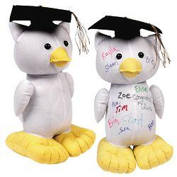 Graduation Autograph Toy Owl