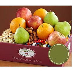 Cherry Moon Farms Favorites Fruit Gift Box